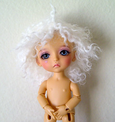 Lati Yellow Lea Tan skin (ok2la) Tags: christmas doll tan wig tiny lea nutcracker bjd mystic latidoll lati chattybratty img2016022203394