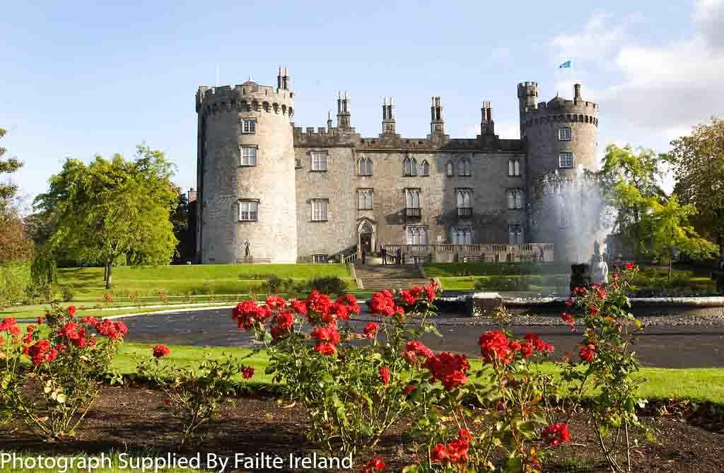 Kilkenny, Couny Kilkenny - Kilkenny Castle2