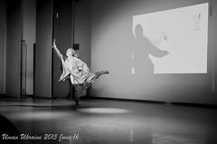 DSC_0262 (imramianna) Tags: show portrait people bw female dance university theatre performance ukraine uman visavis musicalperformance contemp