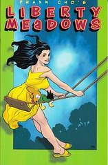 Liberty Meadows 21 Front Cover (zigwaffle) Tags: animals oscar humor comicbook 1998 brandy truman frankcho libertymeadows