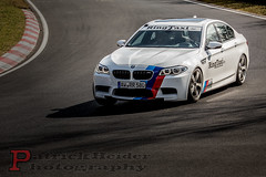 Bmw F10 M5 Nürburgring Ring Taxi (Patrick Heider) Tags: canon is taxi f10 45 ring f bmw l 5d 100 m5 ef 56 nürburgring 400mm 2016