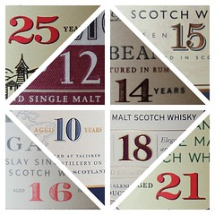 Age matters (bozkurtko) Tags: scotland whiskey highland single whisky scotch singlemalt glenfiddich malt speyside balvenie dram glenmorangie scotchwhisky viski dalmore glenfarclas schotch whiskyme