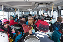 Just how many people can you cram into a Swiss cable car gondola??? (bobbynofigure) Tags: switzerland nikon lauterbrunnen 28300 d610