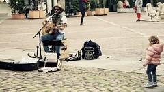 Bergamo Alta - 121 (Gaetano Prisco) Tags: street italy strada italia guitar voice vocalist alta bergamo guitarist harmonica kazoo chitarra citt cantante voce chitarrista