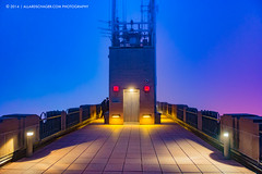 Top of the Mist (Allard Schager) Tags: nyc newyorkcity usa mist ny newyork fog manhattan elevator rockefellercenter highrise topoftherock observationdeck 2014 verenigdestaten 70thfloor nikkor2470mmf28 nikond800 allardschager
