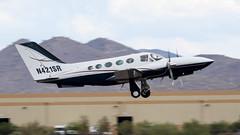 Cessna 421C Golden Eagle N421SR (ChrisK48) Tags: airplane aircraft 1981 goldeneagle dvt phoenixaz 421 kdvt cessna421c phoenixdeervalleyairport n421sr