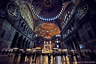 Breathtaking Hagia Sophia Istanbul