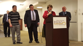2016 Waltham Hero Awards