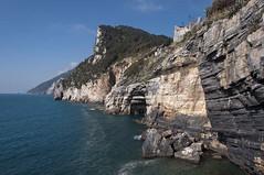 Portovenere (Euge.S) Tags: sea italy costa coast italia mare liguria cliffs portovenere scogliere