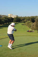Tee shot at 1 (bobmendo) Tags: golf monavale svga monavalegolfclub sydneyvets sydneyveteransgolfassociation autumn2016