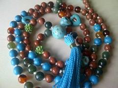 947366_1621067258209647_8057783721654368924_n (innerjewelz@rogers.com) Tags: handmade traditional jewelry jewellery meditation custom mala 108 mantra intention knotted japamala innerjewelz