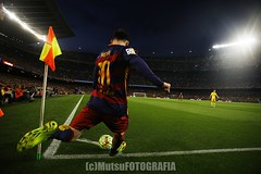 Barcelona vs Gijon (Kwmrm93) Tags: barcelona sports sport canon football fussball soccer futbol campnou futebol fotball voetbal fodbold calcio deportivo fotboll  deportiva esport fusball  fotbal jalkapallo  nogomet fudbal lionelmessi  votebol fodbal   eos1dx