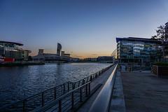 Salford Quays (Liam60009) Tags: water salfordquays bbc mediacity