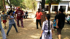 Basanta Utsav Nimdih (12) (banglanatak dot com) Tags: holi 2016 colorsoflife colorfullife happyholi festivalofcolour basantautsav nimdih
