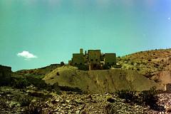 (o texano) Tags: abandoned film analog ruins texas desert mercury decay forgotten mines westtexas canonae1 bigbendnationalpark bigbend chihuahuandesert mariscalmines
