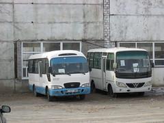 Hyundai County & Shaolin SLG6570CF (stanislavkruglove) Tags: county bus hyundai shaolin astana 2016 pavlodar   slg6570cf