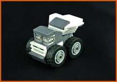 micro scale race truck (FonsoSac) Tags: truck moc microscale