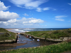 Harbour at Seaton Sluice (patf73) Tags: harbour seatonsluice