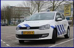 Dutch VW Polo Rotterdam. (NikonDirk) Tags: politie police unit nikondirk national agency netherlands nederland hulpverlening holland dutch cops cop foto vw volkswagen polo rotterdam rijnmond 13lbl3 22sth4 86nsp2 3tks74 98lbh2 87srr4