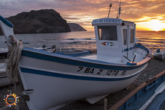 IMG_8608 (Enrique Gandia) Tags: nature sunrise landscape spain andalucia amanecer almeria cabodegata lasnegras travelblogger consejeroviajero