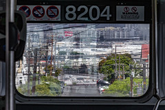 exposes photocopier (bhautik joshi) Tags: sf sanfrancisco california bus window us unitedstates muni bayarea potrero publictransport 19 potrerohill sfist 8204 bhautikjoshi dualiso