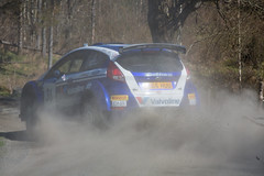 (sdhweb) Tags: cars car sport norway drive driving cross action rally revs engine fast competition tires motor gravel tyre rallye exciting motorsport recounter