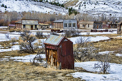 Bannack Montana ghost town (Pattys-photos) Tags: winter town montana ghost bannack pattypickett pattypickett4748gmailcom
