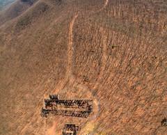 Overlook Mountain House (milfodd) Tags: hotel ruin hike april photomerge catskills woodstock aerialphotography hdr drone 2016 dji quadcopter overlookmountainhouse phantom3pro