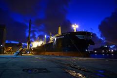 Desert Moon (larry_antwerp) Tags: port ship belgium belgi vessel antwerp  antwerpen bulk  schip    desertmoon                    euroports      9543770