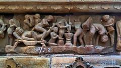 India - Madhya Pradesh - Khajuraho - Khajuraho Group Of Monuments - Lakshmana Temple - 267 (asienman) Tags: india khajuraho madhyapradesh khajurahogroupofmonuments asienmanphotography