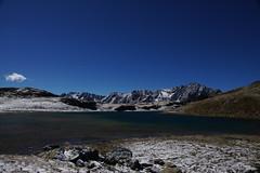 Bergsee (logikfehler) Tags: see berge bergsee puderzucker