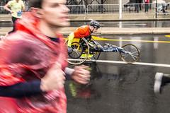 Broad Street Run, 2016 (Alan Barr) Tags: street color philadelphia wet rain race candid streetphotography olympus run sp streetphoto omd broadstreet 2016 em5 broadstreetrun