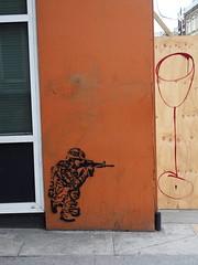 EndLess - Sniper (G E G / VEVZE) Tags: street urban streetart london art wall painting graffiti mural artist tag urbanart shoreditch sniper endless