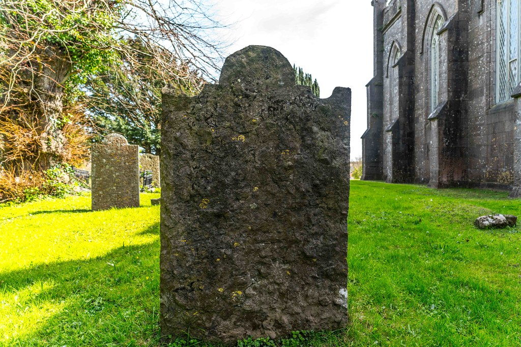 St. Columba's Church And Grounds In Swords County Dublin [Church Road]-115214