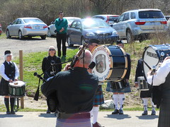 Dave Stuart O'Neil Funeral (melter) Tags: funeral bagpipes