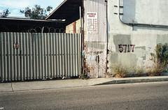 The Shop (bhop) Tags: california city urban film rollei los angeles superia iso400 400 fujifilm 35 culver c41 v700 35se