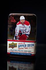 Series 2 tin (cdn_jets_cards) Tags: 2 ice hockey cards tin deck upper series hl upperdeck nhlpa 20152016