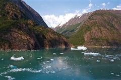 Tracy Arm Fjord pt 2 (lizbarhamphotography) Tags: ocean seattle city travel cruise blue sea summer vacation snow canada mountains green ice nature water pool beautiful beauty june alaska bar forest buildings landscape outdoors town washington scenery waves break bc arm natural scenic bank columbia tracy victoria glacier wanderlust adventure juneau explore skagway british fjord summertime lovely lush herbert wander discover glacial tracyarmfjord glacialpool