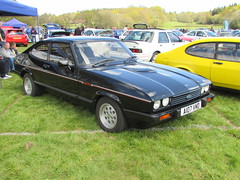 Ford Capri 2.8 Injection A107VMD (Andrew 2.8i) Tags: simply ford beaulieu motor museum hampshire new forest capri 28 cologne injection v6 classic hatch fast coupe sports sportscar all types transport worldcars