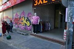 P1000726 ALL SIZES (omersad) Tags: urban streets grafitti wallart istanbul shutters stores panasoniclumix kadiky bahariye fz1000
