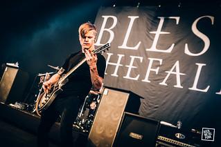 29-04-2016 // BlessTheFall at Groezrock // Shot by Jurriaan Hodzelmans
