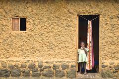 Kongo IV2016 18 (mateuszgasiski) Tags: poverty africa house childhood child help hunger