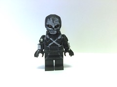 CACW Crossbones (bossbricks) Tags: america fight war lego civil captain custom villain crossbones bossbricks