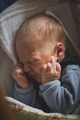 Julie 1 (jsmkal) Tags: baby love smile happy nikon bokeh dream newborn littlegirl newlife 5018 newbornphoto d3100