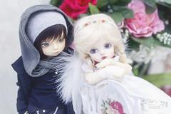 Mimi & Jun (✿felicity✿) Tags: cosette colin doll bjd volks thuesday yosd rosenlied