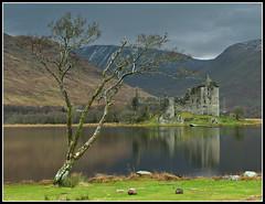 Kilchurn Castle (stephen dutch BDPS) Tags: argyll loch lochawe kilchurncastle scottishloch