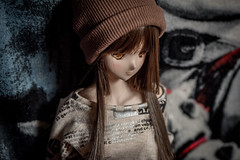 Mirai Photo-Shoot (james.mannequindisplay) Tags: smart japan toy doll harley figure choo quinn danny smartdoll