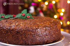 Eggless_rich_fruit_cake-2 logo (anindya0909) Tags: christmas cake eggless richfruitcake