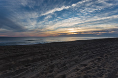 The Sun Always Rises (kschr2004) Tags: ocean beach sunrise nc northcarolina nagshead beaches bluehour oceans sunrises outerbanks 2016 beachsunrise oceansunrise canon6d nagshead2016