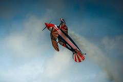 Flyboys-2 (dACE :)) Tags: espaa festival clouds airplane spain huesca fiestas cel nubes holydays festes aviones nuvols avions espanya igries aragn maquetas hoyadehuesca igris